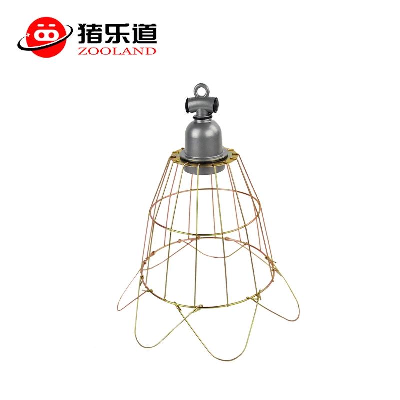 猪乐道,保温灯罩,网面,网罩 铜丝罩