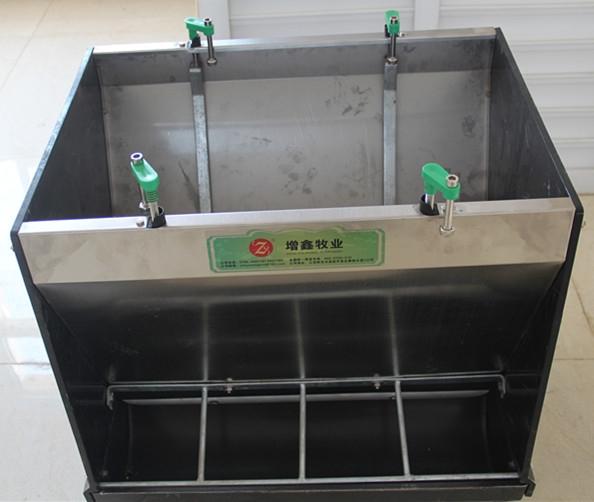增鑫牧业 单、双面料槽系列猪用保育料槽养猪用喂食器采食槽养猪设备