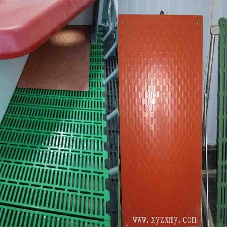 增鑫牧业猪场温控设备-SMC轻型电热板保育电热板 仔猪保温板
