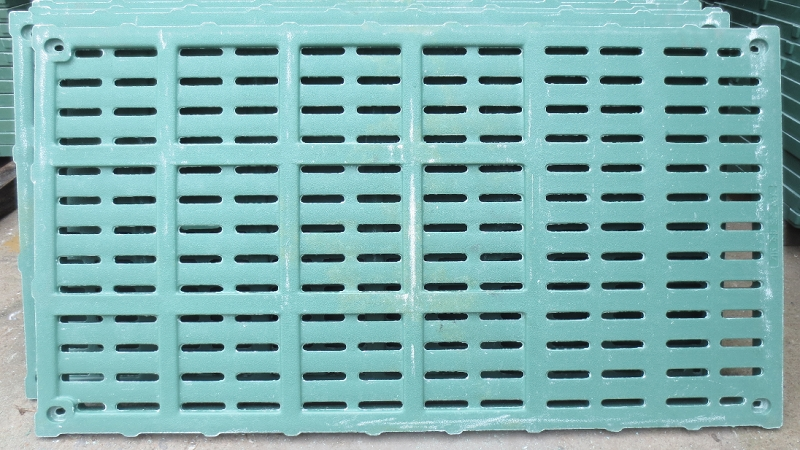 增鑫厂家直销BMC/复合漏粪地板,可定制多种规格复合漏粪地板