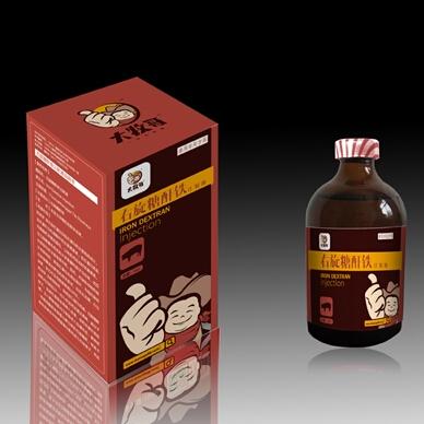 右旋糖酐铁注射液:铁锌硒同补,补血高效速效!