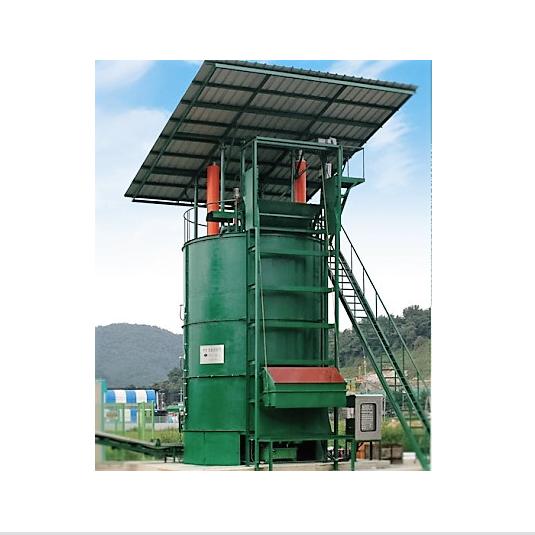 (韩国原装进口)动物粪便处理设备,猪粪高速发酵机