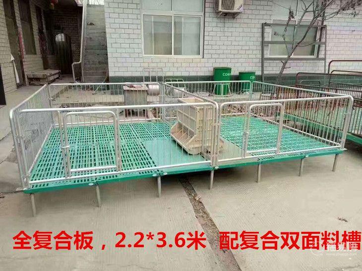 仔猪镀锌保育床 复合板小猪保育栏 养殖猪栏猪床 保育床产床围栏