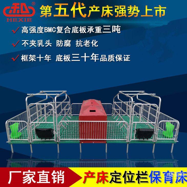 【新乡和协】复合材料母猪产床 猪产床热镀锌 猪产床单双体产床分娩床养猪设备
