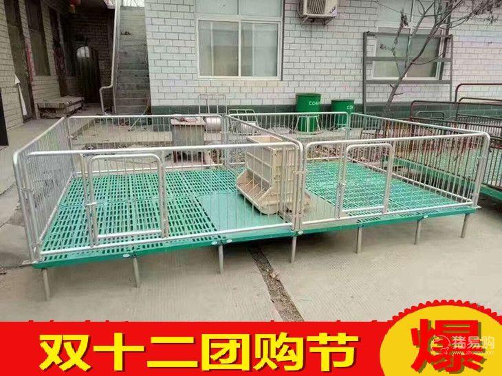 【新乡和协】仔猪镀锌保育床 复合板小猪保育栏 养殖猪栏猪床 保育床产床围栏