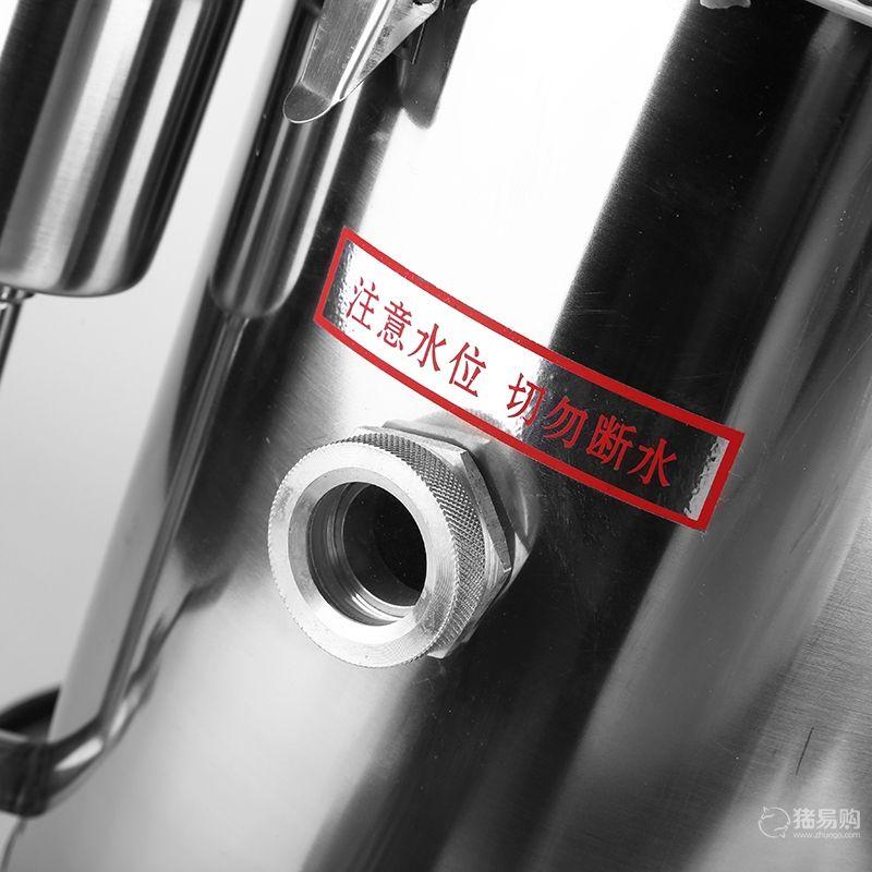 惠阳畜牧 5升不锈钢蒸馏水机   猪人工授精采精用品