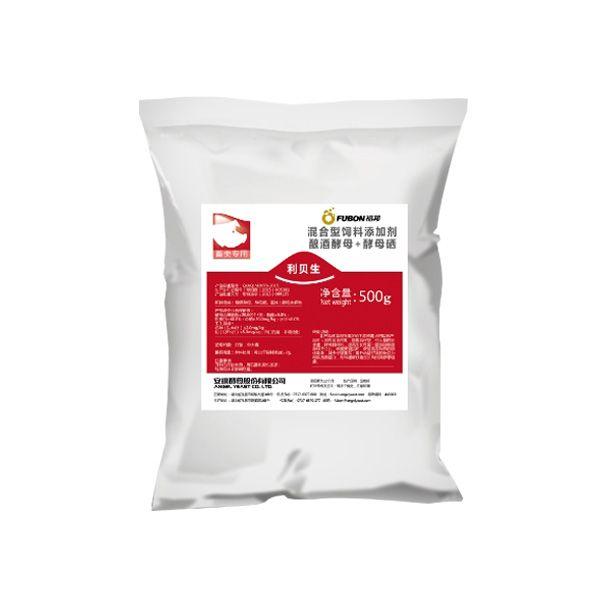 【安琪酵母】利贝生 500g 改善肠道健康 混合型利来娱乐app添加剂