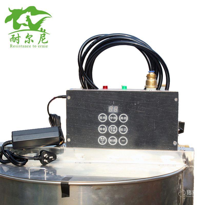 【冠江】猪哈哈保育猪智能化粥料机 粥料器 智能化料槽食槽猪食槽养猪设备