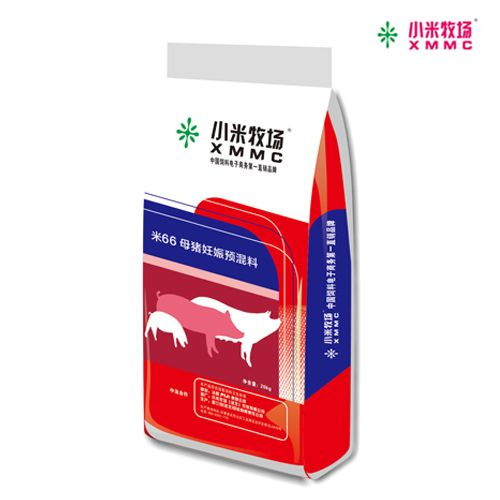 4%妊娠母猪料(小米牧场)