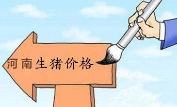 2018年 1 月10日河南地区猪价玉米豆粕价格表