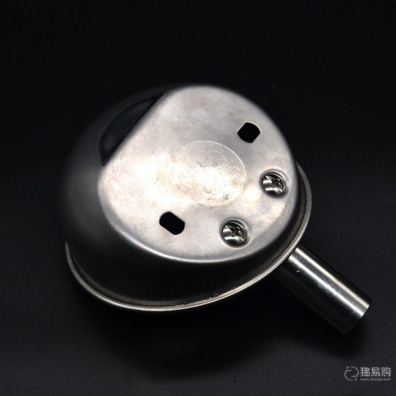 【华畜】小号猪用不锈钢猪饮水碗 猪用饮水器 小猪水嘴不锈钢自动饮水