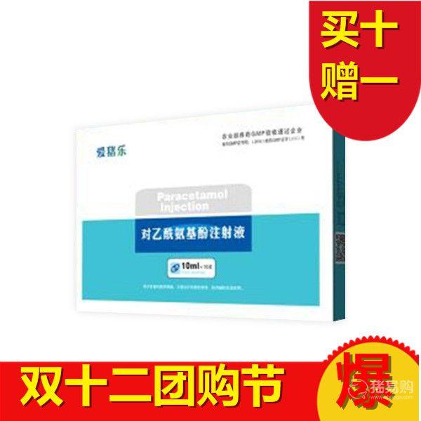 广安    对乙酰氨基酚注射液