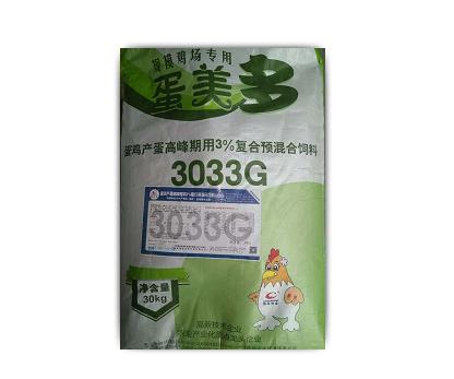 【挑战】3033G--产蛋高峰期预混料