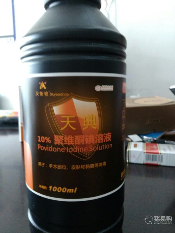 天典    10%聚维酮碘溶液   1L