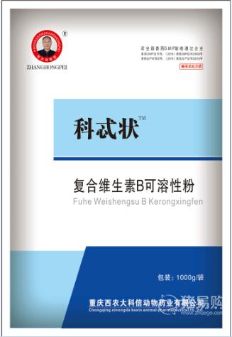 科信-科忒状TM (1000g)  营养开胃且防治低温腹泻,癞皮口炎疗效突出
