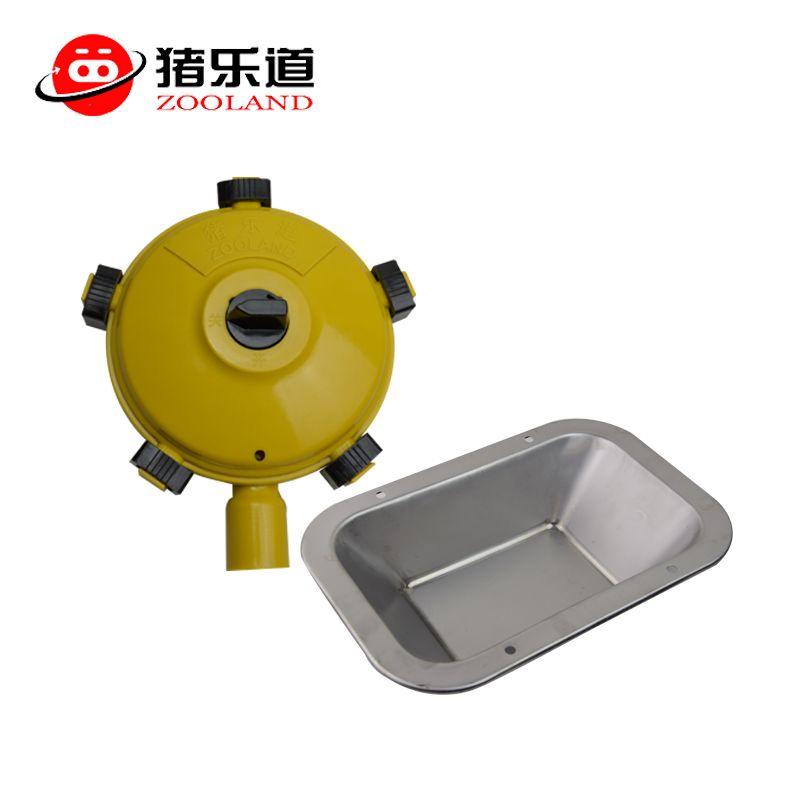 猪乐道 水位控制器 猪用饮水碗 自动节水控制器 饮水器