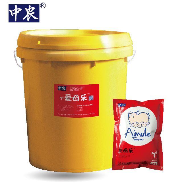 【中农兽药】【爱母乐】母猪专用多维 预防母猪便秘、促孕安胎、生乳健崽480g/袋